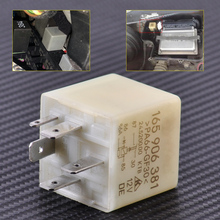 CITALL Engine Control Unit Wiring Relay #30 Fit for Audi A4 A6 VW Volkswagen Passat Eurovan Corrado 165906381 165 906 381