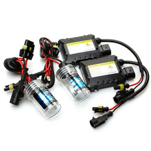 1 Set DC 55W Xenon Lamp H1 H3 H4 H7 H11 9005 9006 881 D2S HID Xenon Kit 4300K 5000k 6000K 8000K 10000K Xenon H7 Car Light Bulb