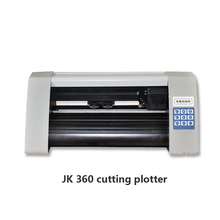 2017 New Arrival Digital Vinyl Sticker JK360 Cutting Plotter for JK360 engraving machine cutting machine with high quality