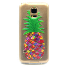TPU Case For Samsung Shock Proof Convex pattern United States Hybrid Textured Soft For Samsung Galaxy s5 mini s5 mini Case(China)
