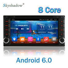 Ownice c500 8 Core Android 6.0 2GB RAM Car DVD player Radio for Toyota Hilux VIOS Prado IELAS RAV4 CAMRY YARIS TUNDRA CELICA MR2