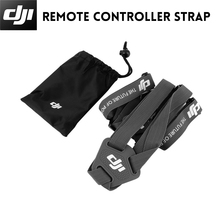DJI Original 100% remote control Neck Strap Lanyard for DJI Phantom 3 Phantom 4 Inspire 2 or other drone remote controller(China)