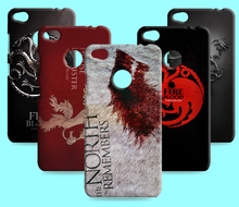 Ice and Fire Cover Relief Shell For ZTE nubia My PRAGUE Cool Game of Thrones Phone Cases For ZTE Nubia N1 NX541J