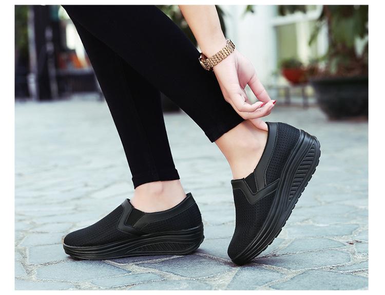 RS 3308 (14) 2017 Autumn Women's Platform Shoes