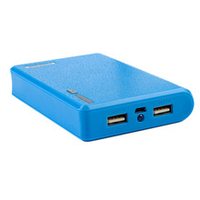Dual USB Power Bank External Backup Battery Charger Box Case#High Quality