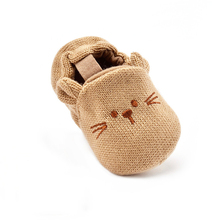 DreamShining Cartoon Baby Shoes Animal Panda Boy Girl Knitted Shoes Infant Newborn First Walkers Soft Slipper Toddler Shoes