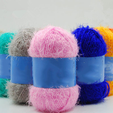 50g/PCS Super Soft Baby Velvet Knitting Cashmere Blend For DIY Hand Knitting Wool Yarn Crochet Needle Sweater Hat Glove Knitting