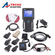 Auto Diagnostic tool GM Tech2 GM Tech 2 Pro for GM/SAAB/OPEL/SUZUKI/ISUZU/Holden Vetronix gm tech2 scanner without plastic box