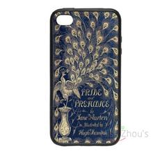 For iphone 4/4s 5/5s 5c SE 6/6s plus ipod touch 4/5/6 back skins mobile cellphone cases cover  Pride & Prejudice Book Design