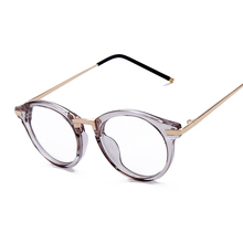 Women Eyeglasses Fashion Myopia Optical Computer Glasses Frame Brand Design Plain Eye glasses oculos de grau femininos F15018