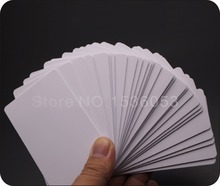10pcs/lot T5577 Writable Reusable White Copy Cards For ID EM4100 Tk4100 RFID 125 Khz PVC Material Waterproof