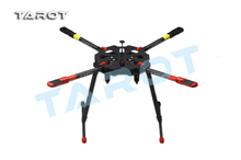 Tarot TL4X001 X4 Umbrella Carbon Fiber Foldable Quadcopter Frame Kit w/ Electronic Landing Skid for RC Drone FPV