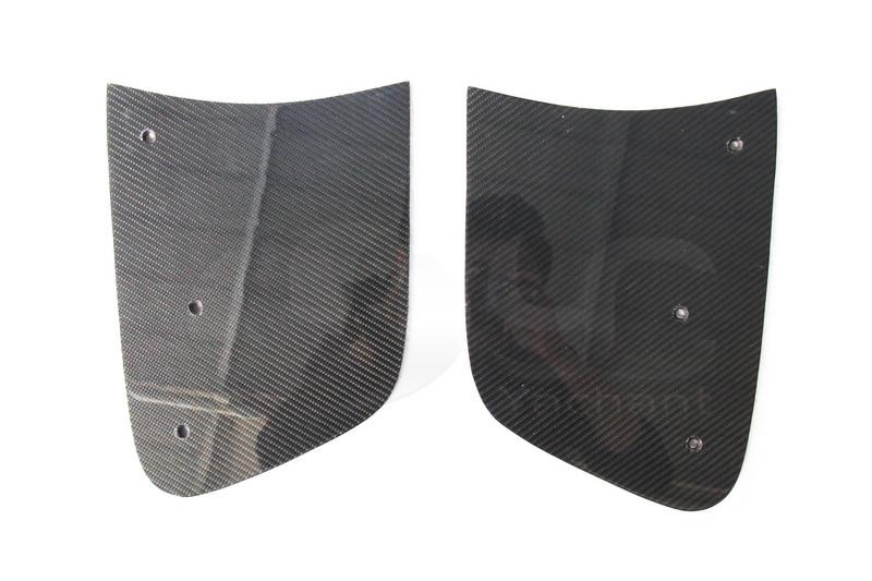 Universal Voltex Type 7 SWAN NECK Style 1600mm GT Wing Spoiler (Fits EVO7 8 9 GTR35 GT86 S2000 etc.) CF (13)