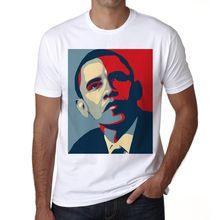 2017 The new Barack Obama Tshirt Mens T-shirt
