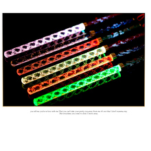 30units/lot 2016 New  Concert  Party LED color changing stick with screw thread Glow Flashing top quality cheering  carnival toy