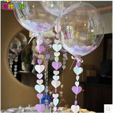 Buy 50pcs/lot 2.8g 12inch transparent latex balloon globos Wedding photos decoration clear helium balloons wedding party supplies for $6.00 in AliExpress store