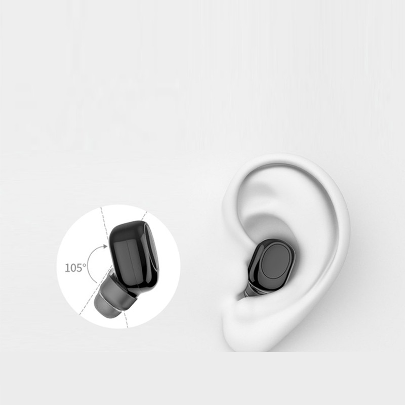Mini Bluetooth Earphone Wireless Earbuds For Apple iPhone X 8 Plus 7 6S 6 SE 5S 5 4S 4 Invisible Small Mono Earphones Earpieces (13)