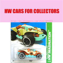 2013 New Hot Wheels 1:64 colorful teku car Models Metal Diecast Car Collection Kids Toys Vehicle Juguetes(China)