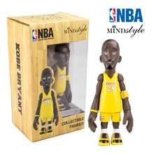16cm NBA The Los Angeles Lakers All-Star Basketballplayer Kobe Bryant Action Figure Q Version Of Mode Collectible Model Toys