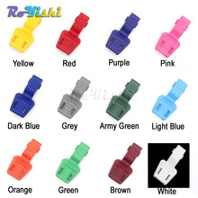 12pcs/pack  Zipper Pull Cord Ends For Paracord & Cord Tether Tip Cord Lock Plastic 12 Colors