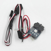 Matek 3 in 1 LiPo Battery Monitor & Discovery Buzzer & Signal Loss Alarm for mini Quadcopter QAV250 QAV210