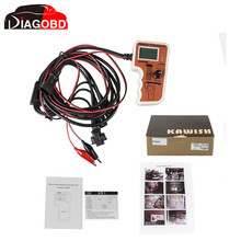 New CR508 Common Rail Pressure Tester and Simulator by Rail Pressure Tester for Denso/BOSCH/Delphi CR508 Diesel Engine