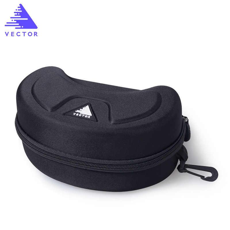 942f51b0ac10 Защита EVA лыжные очки чехол большой горнолыжные очки коробка  противоударный водостойкий сноуборд сумка очки Оригинальный чехол