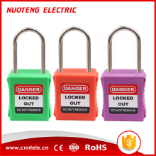 4mm Shackle 40mm Length Master Lock Safety Lockout Padlock(China)