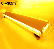 CIRION 112W 112 LED Car Truck Beacons Warning Police Firemn Emergency amber led strobe light bar work Lightbar Lamp 12V 24V