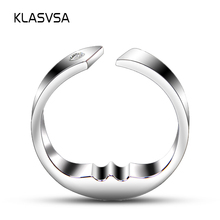 KLASVSA 3 Sizes Acupressure Anti Snore Ring Natural Treatment Reflexology Against Snoring Solution Device Apnea Sleeping Aid