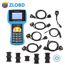 Top Quality T-300 Auto Key Programmer with Multi function Transponder T 300 Key Programming in stock T300 with Multi Language(China)