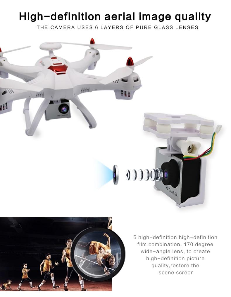 X183 Dual GPS Drone Follow me (3)
