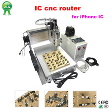 Newest cnc router for iPhone IC repair, ic router polish machine for ihone ic  Free ship & No tax !!