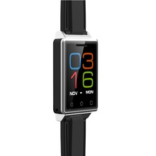 NO.1 G7 Bluetooth 4.0 GSM Small Mino SIM Card Mobile Phone 128MB/64MB Smart Watch For iOS and Android Systerm(China)