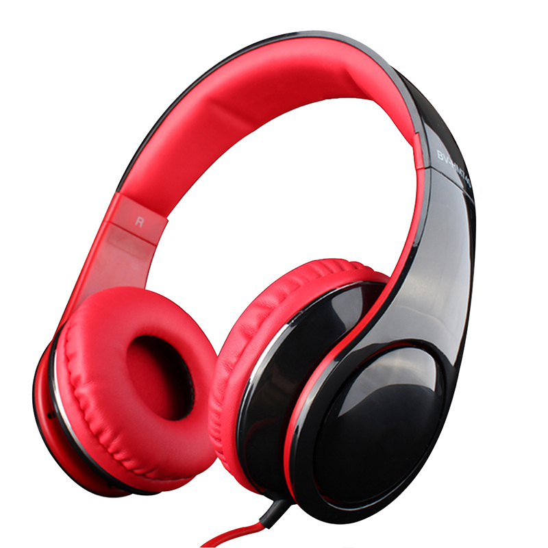 New Deep Bass Headphone Stereo Surrounded Over-Ear Gaming Headset Headband Earphone for PC LOL Game of 3 colors<br><br>Aliexpress