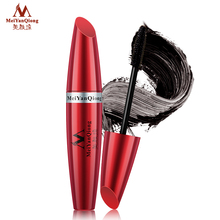 Modern Fashion Lash Mascara Natural Makeup Curling Thick False Eyelashes Care Make up Waterproof Cosmetics Lengthening Eyes(China)