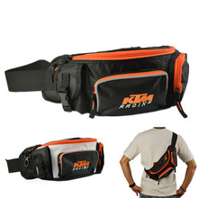 2 Colors motorcycle Reflective waist pack messenger bag motorcycle chest pack multifunctional Sport bag bicycle waist pack(China)