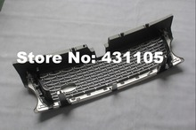 Silver grill mesh front grille for grill for 2010 2011 2012 Land Rover range rover sport  good quality