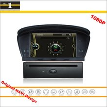 "For BMW 5 E60 E61 E63 E64 / M5 2003~2010 with 6.5"" - Car Stereo Radio CD DVD Player GPS Navi Screen System Original NAVI Design"