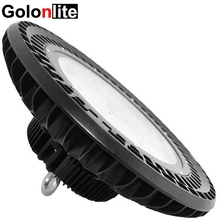 Golonlite dimmable LED highbay lighting for factory warehouse workshop farm tennis basketball sport court 240W 200W 150W 100W CE(China)