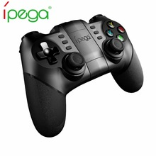 IPEGA PG 9077 Gaming Bluetooth 2.4G wireless Controller Gamepad gamecube Joystick For PS3 /smart phone /tablet PC/ smart TV(China)
