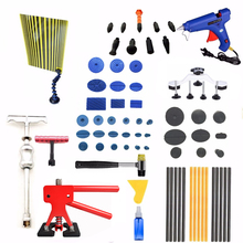 PDR Tools Paintless Dent Removal Tools Dent Lifter Slide Hammer Kit Car Body Repair Tools