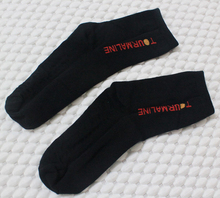 Hot Sale Antibacterial Tourmaline Socks Foot Care Comfortable Massage 1pair Free Ship