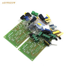 2 PCB Mono channel A-30 Pure Class A 30W+30W high-current FET Power amplifier DIY Kit