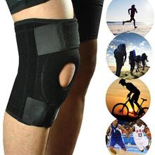 Knee Support Sports Pad Climbing Cycling Camping Protection Warm Football Baseball Brace Adjustable Kneepad