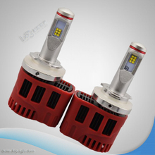 Amazon good price 45W head light H4 high lumen auto car headlight bulb 11-30v