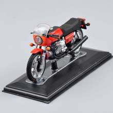 1/22 Scale Moto Guzzi 850 Le Mans Motorcycle Motorbike Collectible Motorcycle Model Diecast Model Kids Toys Collections Gifts F