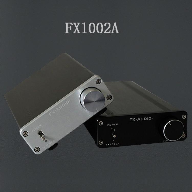2015 FeiXiang FX1002A TDA7498E power 160W * 2 digital amplifier audio A1 preamp original music fax line Free shipping<br><br>Aliexpress