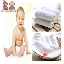 1 Pc 2 Layers/Baby Cloth Diaper Pad/Nappy Inserts/Washable Diapers/Reusable Microfiber btrx0011(China)
