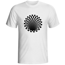 3D Black Hole T-shirt Dynamic Design Pop Hip Hop Style T Shirt Fashion Brand Cool Women Men Top(China)
